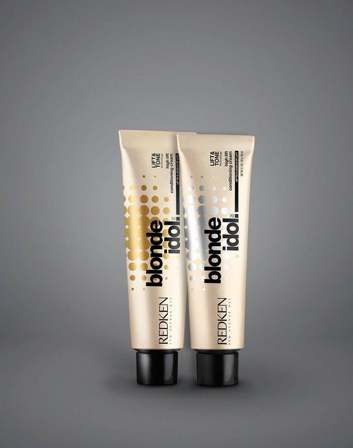 Blonde Idol Highlift Shades ByRedken